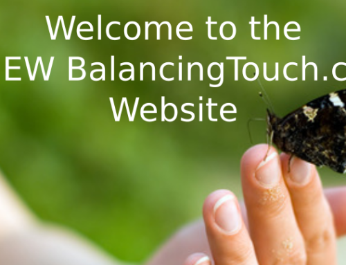 Welcome to the NEW Balancing Touch Website