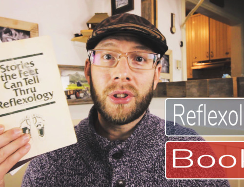 My Go to Reflexology Books
