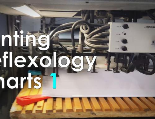 Reflexology Charts Update 2018 Part 1 Printing