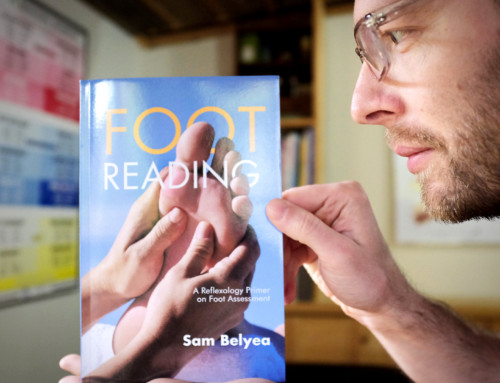 Foot Reading Book Review and Spring Cleaning