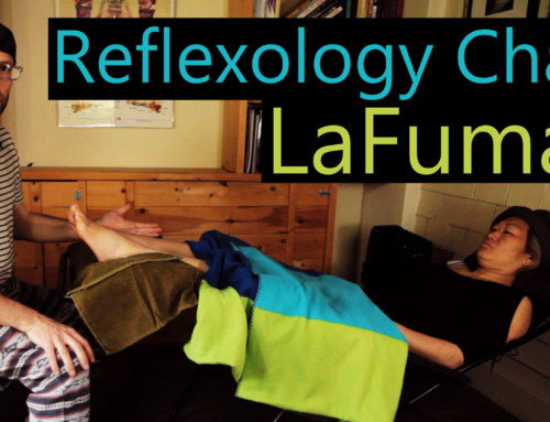 How I Use LaFuma Chairs for Reflexology