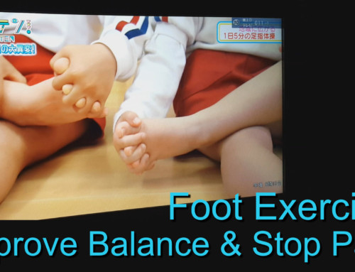 Foot Exercise to improve Balance & Body Pain – Reflexology