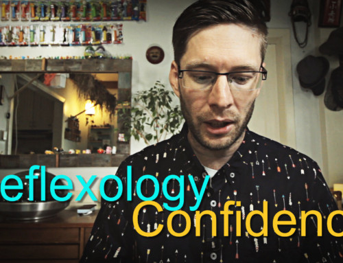Confidence in Reflexology