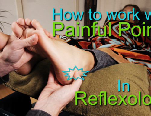 How to Work Painful Points in Reflexology