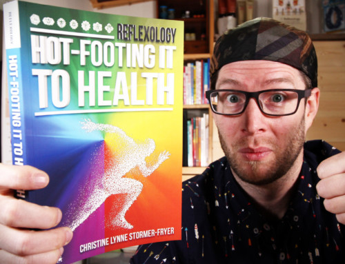 Hot-Footing it to Health – Reflexology Book Review